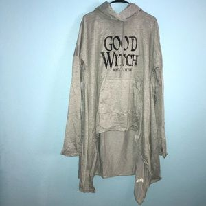 Sweaters - NWOT Halloween High-Low Sweatshirt (Size: 5X)
